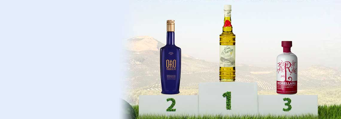 The best olive oils of the world