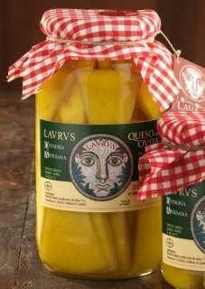 Cheese in olive oil Laurus
