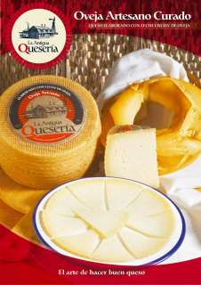 Cheese La Antigua Queseria, Artesano Curado