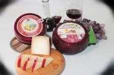 Cheese La Granja del Fraile VINO dop