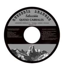 Cheese Pepe Bada, Selección Cabrales
