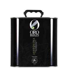 Extra virgin olive oil Oro Bailén, Reserva familiar, Arbequina