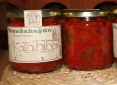 Fried peppers Vegasahagún
