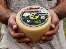 Idiazábal cheese Latxa Esnea
