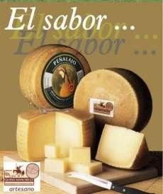 Manchego cheese Peñalajo