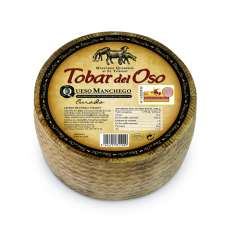 Manchego cheese Tobar del Oso
