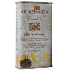 Olive oil Arbonaida, Esencias Tedeum