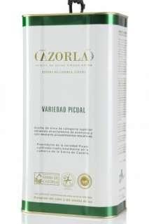 Olive oil Cazorla