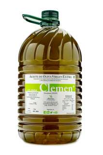 Olive oil Clemen, 5 en rama