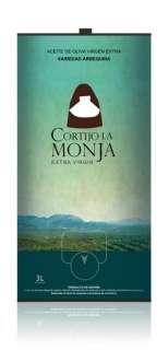 Olive oil Cortijo la Monja, Claramunt Arberquina