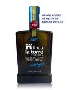 Olive oil Finca la Torre