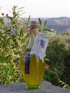 Olive oil Olivar de la Luna