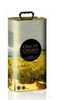 Olive oil Oro de Cánava