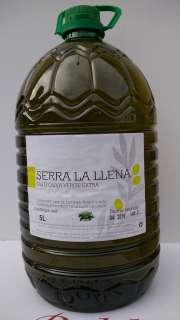 Olive oil Serra la Llena