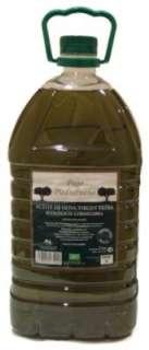 Organic Extra virgin olive oil Pago Piedrabuena