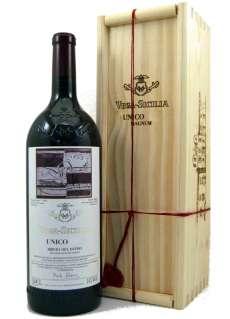 Red wine Alceño Joven
