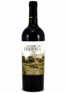 Red wine Altos de Orihuela  Premium
