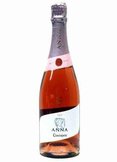 Red wine Anna de Codorníu Rosé
