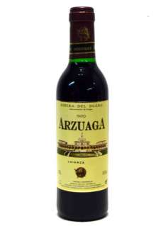 Red wine Arzuaga  37.5 cl.