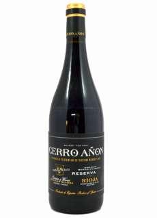 Red wine Cerro Añón