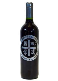 Red wine Compañia de Vinos M. Martín Tinto  - 12 Uds.