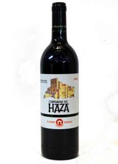 Red wine Condado de Haza