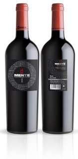 Red wine DEMENTE 2012