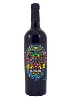 Red wine DeMuerte Classic