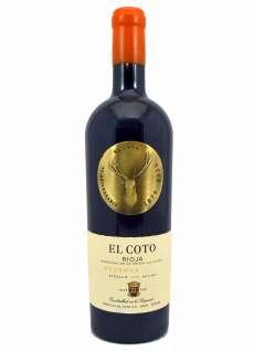 Red wine El Coto  50 Aniversario