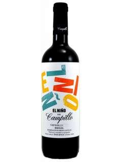 Red wine El Niño de Campillo