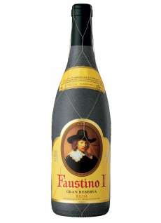 Red wine Faustino I  2010 - 6 Uds.