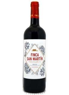 Red wine Finca San Martín