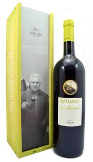 Red wine Malleolus de Sanchomartín (Magnum)