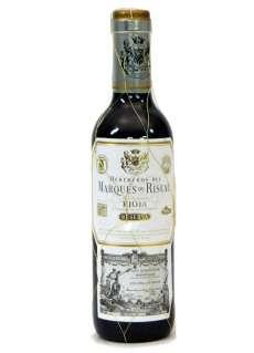 Red wine Marqués de Riscal  37.5 cl.