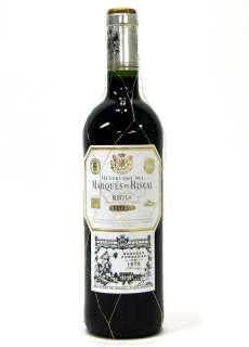 Red wine Marqués de Riscal