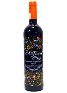 Red wine Milflores