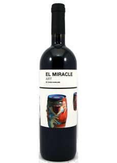 Red wine Miracle By Mariscal