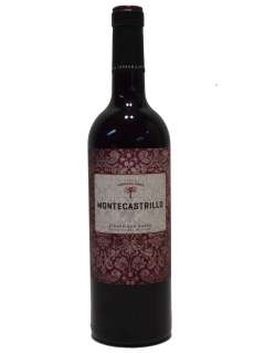 Red wine Montecastrillo