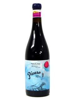Red wine Pícaro del Aguila