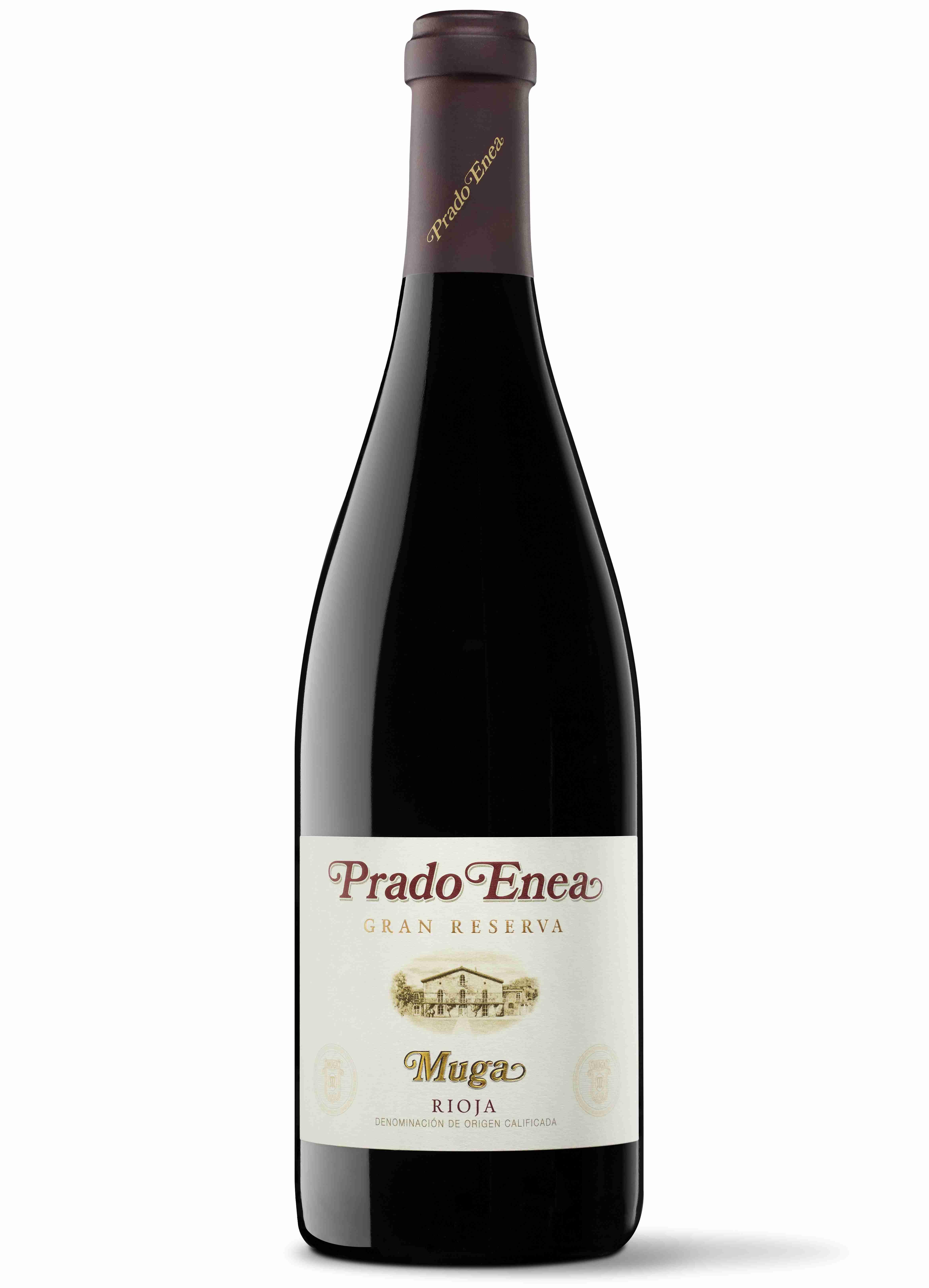 Red wine Prado Enea
