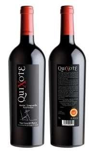 Red wine Quixote MTPV 2012