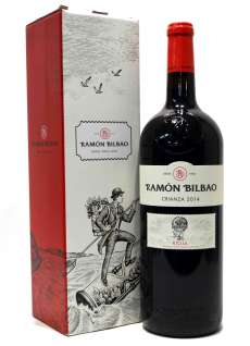 Red wine Ramón Bilbao  (Magnum)