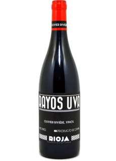 Red wine Rayos Uva