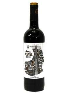 Red wine Sanz La Capital