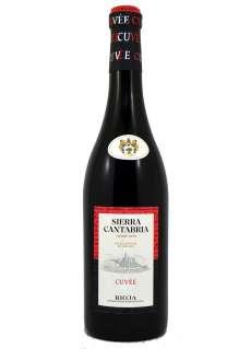 Red wine Sierra Cantabria Cuvee Especial