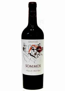 Red wine Sommos Varietales Tinto