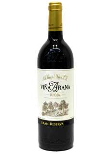 Red wine Viña Arana