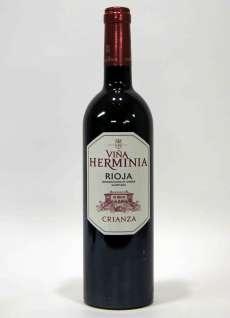Red wine Viña Herminia