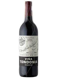 Red wine Viña Tondonia