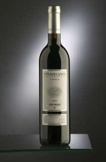 Red wine Viñadecanes Tinto Mencía Crianza 2009